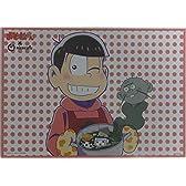 ニコニコ本社 おそ松さん× nicocafe 紙製ランチョンマット おそ松