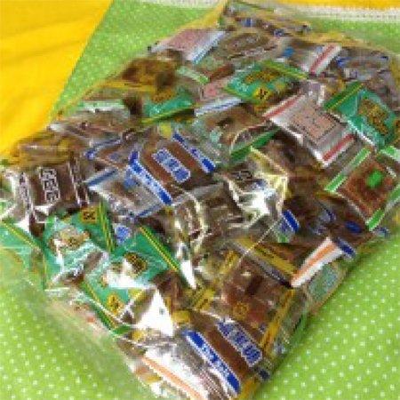 黒糖いろいろ 黒糖バラエティーパック 3袋(1袋・540gl・個包装込)【くろくろとう 】【ミント黒糖】【生姜黒糖 】【塩黒糖 】【ココア黒糖 】【シークワーサー黒糖】