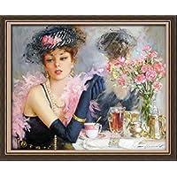 Paint By Number 16 X 20 Kit (Unframed-Box) Gentler Beauty by Artist on Field [並行輸入品]