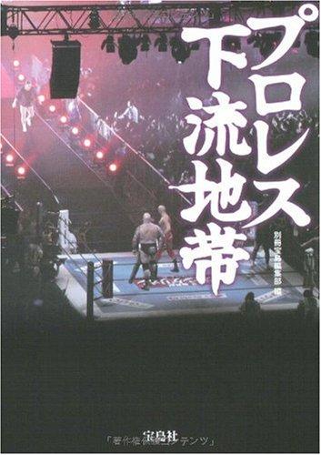 プロレス下流地帯 (宝島SUGOI文庫 A へ 1-120)の詳細を見る