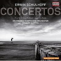 エルヴィン・シュルホフ:協奏曲集(Schulhoff: Concertos)