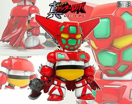 メタルボーイ OVA真ゲッターロボ版 ゲッター1ver.2 未塗装組立キット