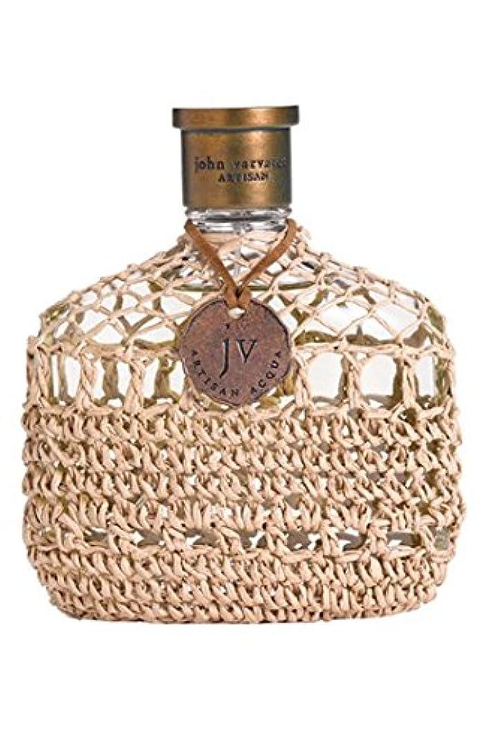 海峡不毛の失業者John Varvatos 'Artisan Acqua' Fragrance (ジョンバルバトス アルチザン アクア フレグランス) 4.2 oz (125ml) Fragrance Spray for Men