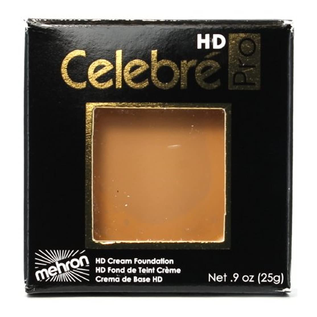 コンチネンタルびっくり主権者(3 Pack) mehron Celebre Pro HD Make-Up - Medium 4 (並行輸入品)