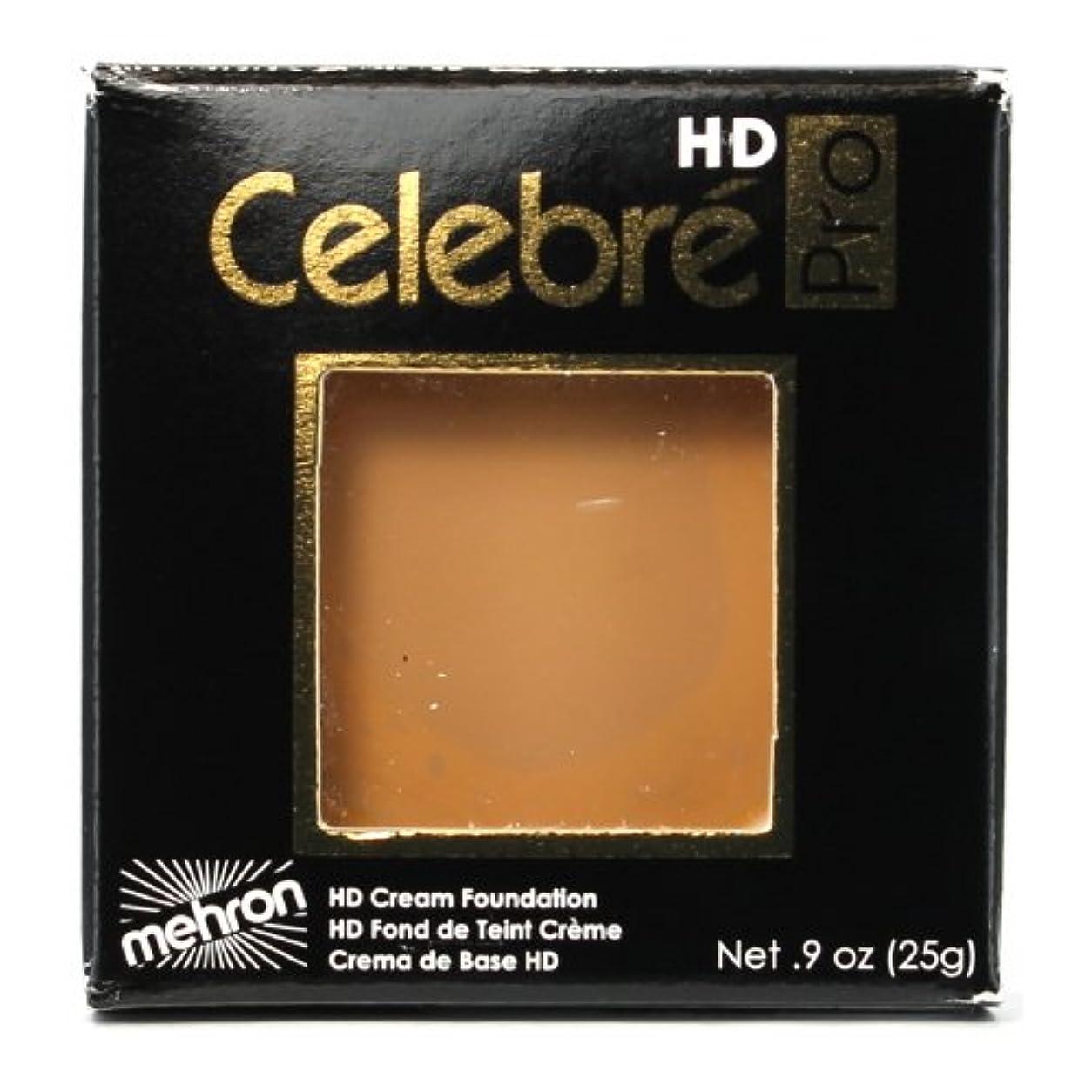隠された和作成する(3 Pack) mehron Celebre Pro HD Make-Up - Medium 4 (並行輸入品)
