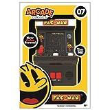 パックマン アーケード クラシック ミニアーケードゲーム カラースクリーン