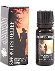 Mystix London | Smokers Relief Essential Oil Blend - 10ml - 100% Pure