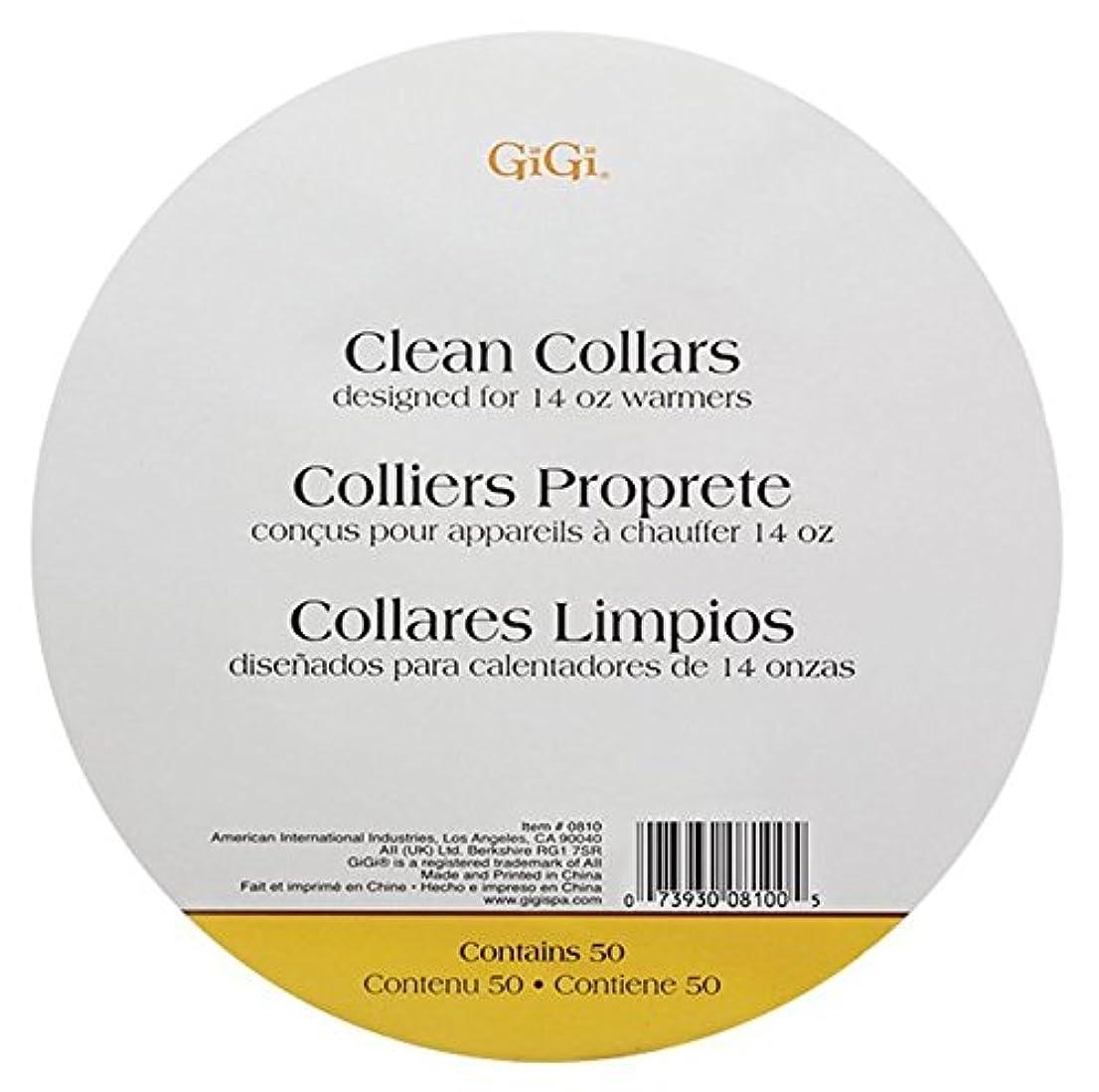 音節ばか形成Gigi Clean Collars For 14 oz by GiGi