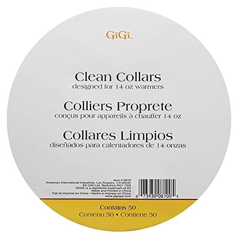 スワップみすぼらしいファンGigi Clean Collars For 14 oz by GiGi