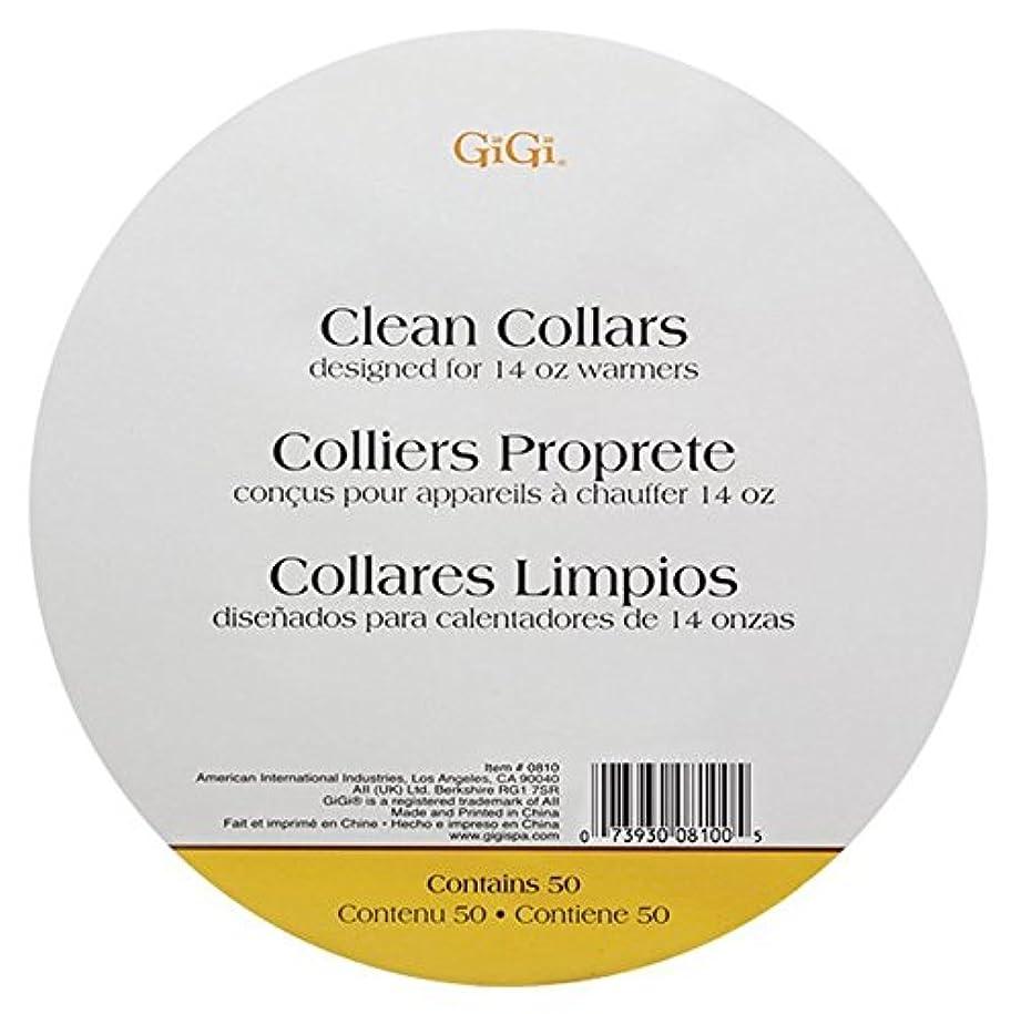 砂漠マーチャンダイザーリハーサルGigi Clean Collars For 14 oz by GiGi