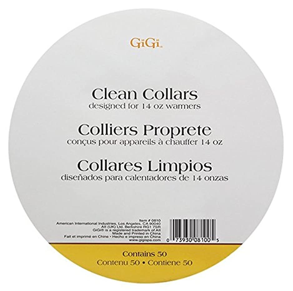 サイズ分解する添付Gigi Clean Collars For 14 oz by GiGi