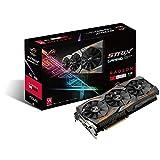 ASUS R.O.G. STRIXシリーズ AMD Radeon RX480搭載ビデオカード STRIX-RX480-O8G-GAMING