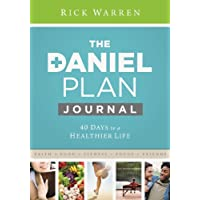 Daniel Plan Journal: 40 Days to a Healthier Life (The Daniel Plan) (English Edition)