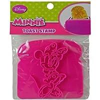 ゆうパケット配送 ミニーマウス トーストスタンプ 11703【Disney ミニー 食器 キッズ パン 朝食】【即日・翌日発送】