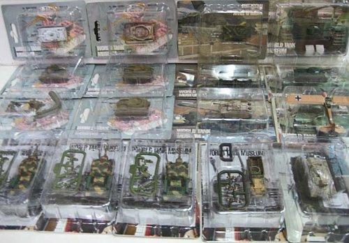 ワールドタンクミュージアム 17個セット (シリーズ01,02,03,05,09)