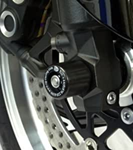 R&G(アールアンドジー) フォークプロテクター ブラック Z1000[ZRT00D](10-13) NINJA1000[Z1000SX][ニンジャ] RG-FP0095BK