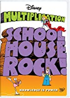 Schoolhouse Rock: Multiplication [DVD] [Import]