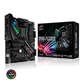ASUS AMD X470搭載 マザーボード Socket AM4対応 ROG STRIX X470-F GAMING【ATX】