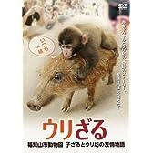 ウリざる 福知山市動物園      子ざるとウリ坊の友情物語 (<DVD>)