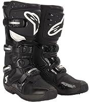 アルパインスター ブーツ: Tech 3 -ブラック- 並行輸入品