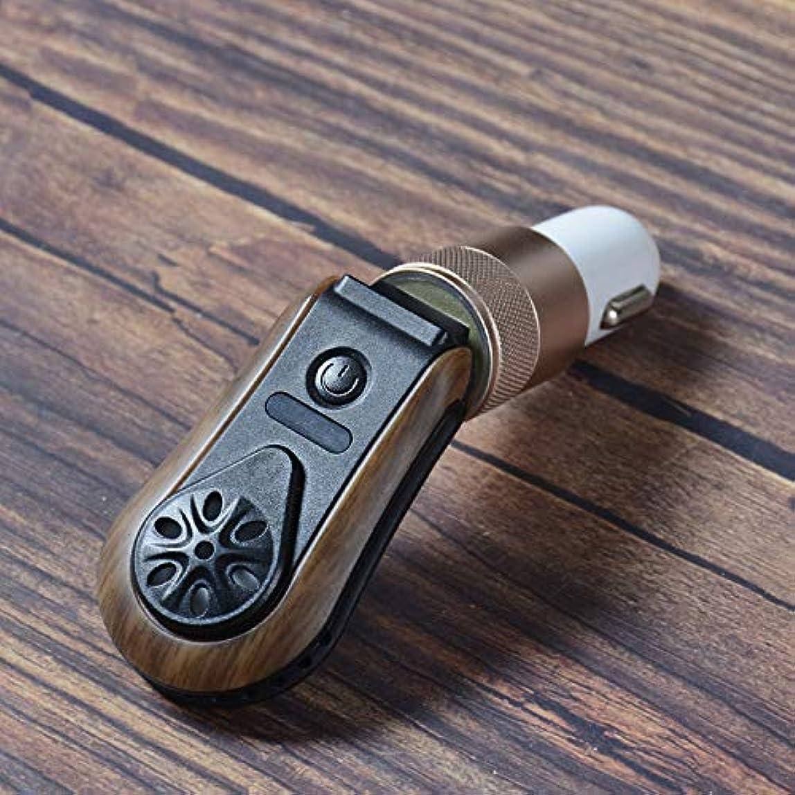 四半期除外するスローガンPHILOGOD USB電子香炉多機能車載お香オーブンセンター香立て (Sandalwood)