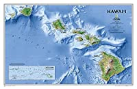 Hawaii Terrain (National Geographic Reference Map)