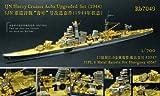 1/700 日本海軍重巡 青葉 1944 アップグレードセット