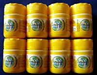 8 X Amrutanjan Ayurvedic India's No1 Pain Balm Massage Head Body Ache 10g X 8 Pack by Amrutanjan(Ship from India)