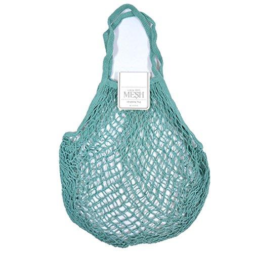 (キーストーン) KEY STONE コットン メッシュバッグ 買い物バッグ レディース ネットバッグ メンズ エコバッグ かわいい 綿 軽量 COMEBA 野菜 果物 保存 ベジバッグ