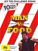 Man V Food: Complete Series [DVD]