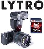 Lytro ILLUM 40MegarayライトフィールドカメラW / jy-680N i-ttlフラッシュSpeedlite