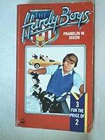 "Three Great Hardy Boys Stories: ""Submarine Caper"", ""Four-headed Dragon"", ""Infinity Clue"""