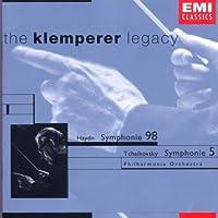 The Klemperer Legacy - Haydn: Symphony No.98 / Tchaikovsky: No.5