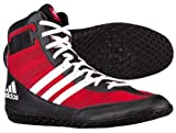 adidas MAT WIZARD.3 WRESTLING SHOES レスリングシューズ (AQ3070) POWRED/CBLACK/FTWWHT (25.5cm(MENS 7.5)) [並行輸入品]