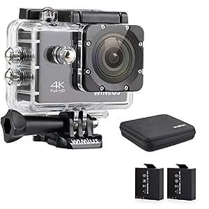 Flylinktech SJ4000 WIFI 1080P 防水スポーツカメラ ドライブレコーダー[並行輸入品]