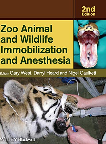 Download Zoo Animal and Wildlife Immobilization and Anesthesia 081381183X