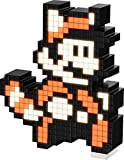 PDP Pixel Pals スーパーマリオ スーパーマリオブラザーズ3 8ビット ライト フィギュア Nintendo [並行輸入品]