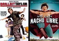 DRILLBIT TAYLOR/NACHO LIBRE 2PK (DVD) (SIDE BY SIDE)