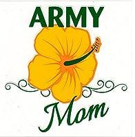 アメリカ陸軍のお母さんクリアデカール