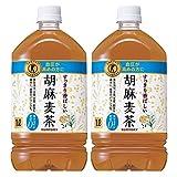 サントリー 胡麻麦茶【特定保健用食品 特保】 1LPET×12本入×(2ケース)