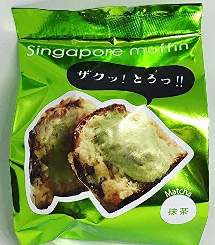 【冷凍】八天堂 シンガポールマフィン 抹茶 93gX6個