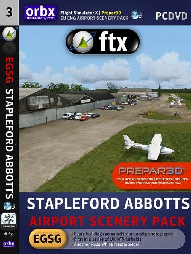 薄い免除採用するFTX EU EGSG Stapleford Abbotts(FSX)(輸入版)