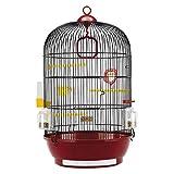 ファープラスト 鳥かご ディーバ ブラック DIVA BLACK 鳥籠 ゲージ フルセット カナリア セキセイインコ 小型鳥用