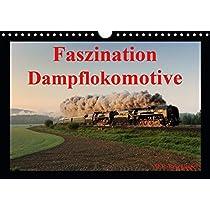 Faszination DampflokomotiveAT-Version  (Wandkalender 2020 DIN A4 quer): Faszination Dampflokomotive (Monatskalender, 14 Seiten )