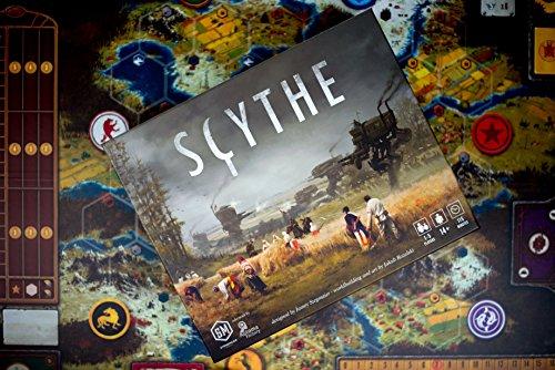 Stonemaier Games Scythe Board Games