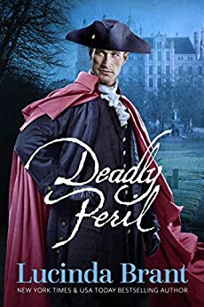 Deadly Peril: A Georgian Historical Mystery (Alec Halsey Mystery Book 3) by [Brant, Lucinda]