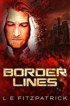 Border Lines (Reachers Book 2) by [Fitzpatrick, L.E.]