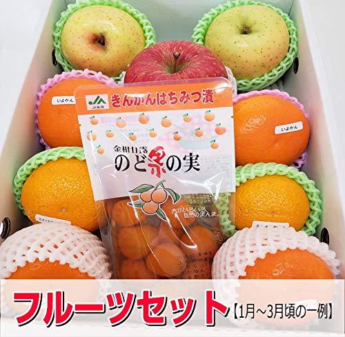 【福袋】嬉しいフルーツセット 旬の新鮮な フルーツギフト(数種類を厳選)
