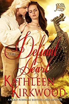 The Defiant Heart (Heart Series Book 2) by [Kirkwood, Kathleen, Gordon, Anita]