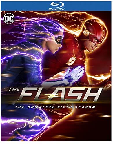 THE FLASH / フラッシュシーズン5 コンプリート ブルーレイBOX [Blu-ray ※日本語無し](輸入版)
